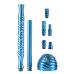 Kaya Clear ELOX 630 BORO Mahal Schliff Blau 2S - Basis Version
